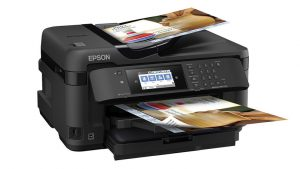 Epson WF-7710 printer drivers for Windows