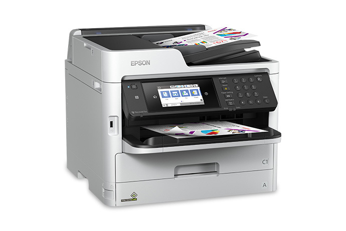 Epson WorkForce Pro WF-C5710 printer drivers for Windows