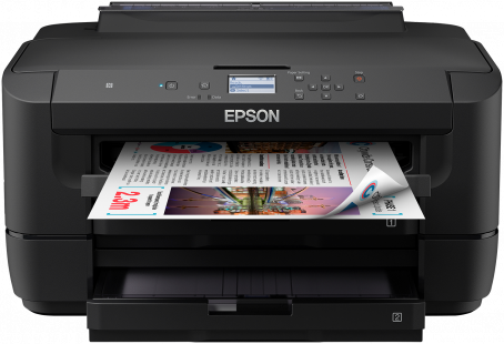 Epson WF-7210 print driver for Windows
