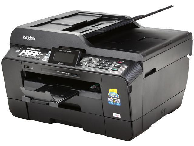 Brother Inkjet MFCJ6710DW drivers for PC