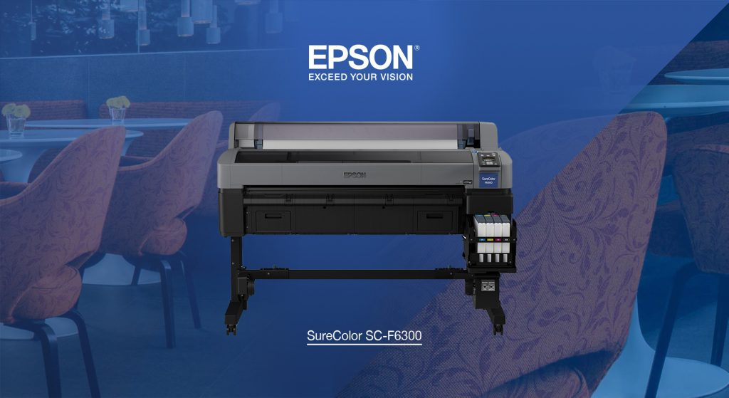 epson SURECOLOR SC F6300 NK printer drivers for window