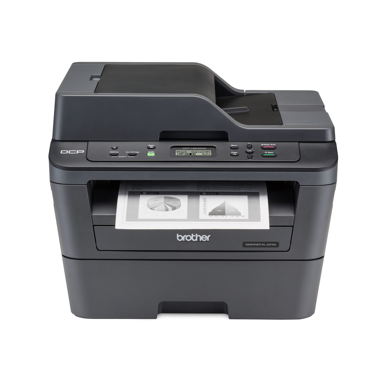 Brother DCP L 2540dw printer drivers for PC