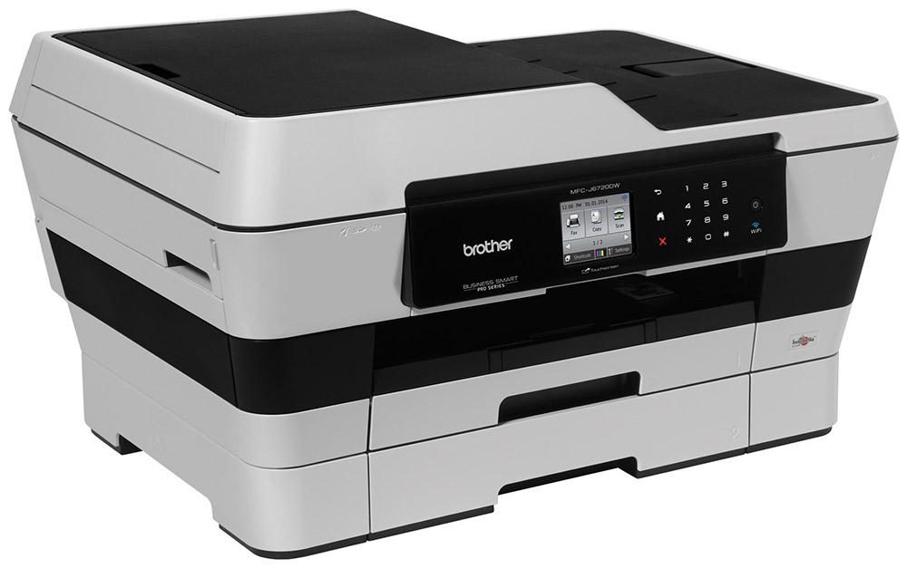 Download Brother Inkjet MFCJ6720DW drivers for PC