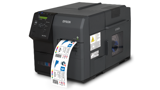 epson ColorWorks C7500G driver download for pc