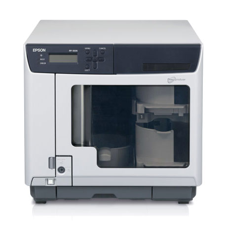 epson Discproducer Network PP 100N driver download for window