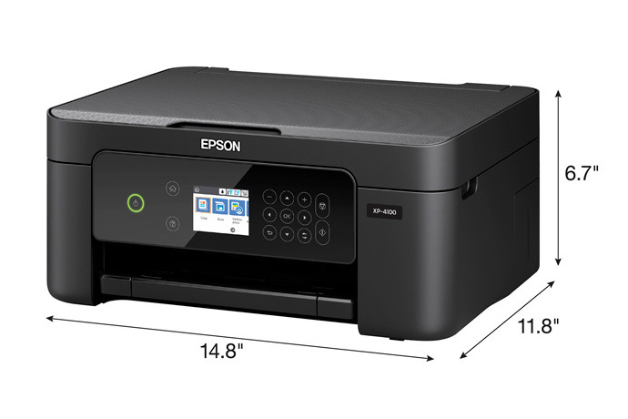 epson Expression Home XP 4100 driver download for pc