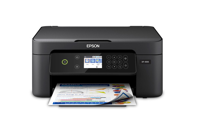 epson Expression Home XP 4105 driver download for pc