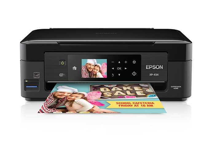 epson Expression Home XP 434 driver download for pc
