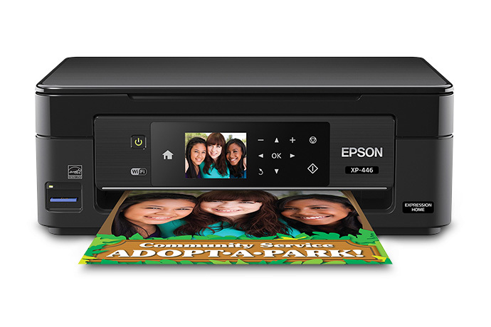 epson Expression Home XP 446 driver download for window