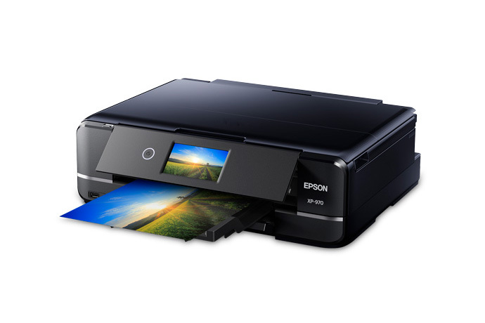 epson Expression Photo XP 970 driver download for pc