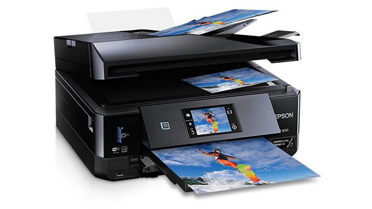 epson Expression Premium XP 830 driver download for x64