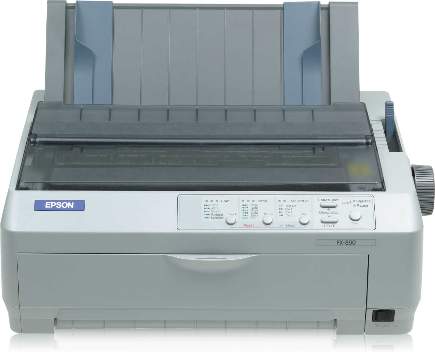 epson FX 890A driver for pc