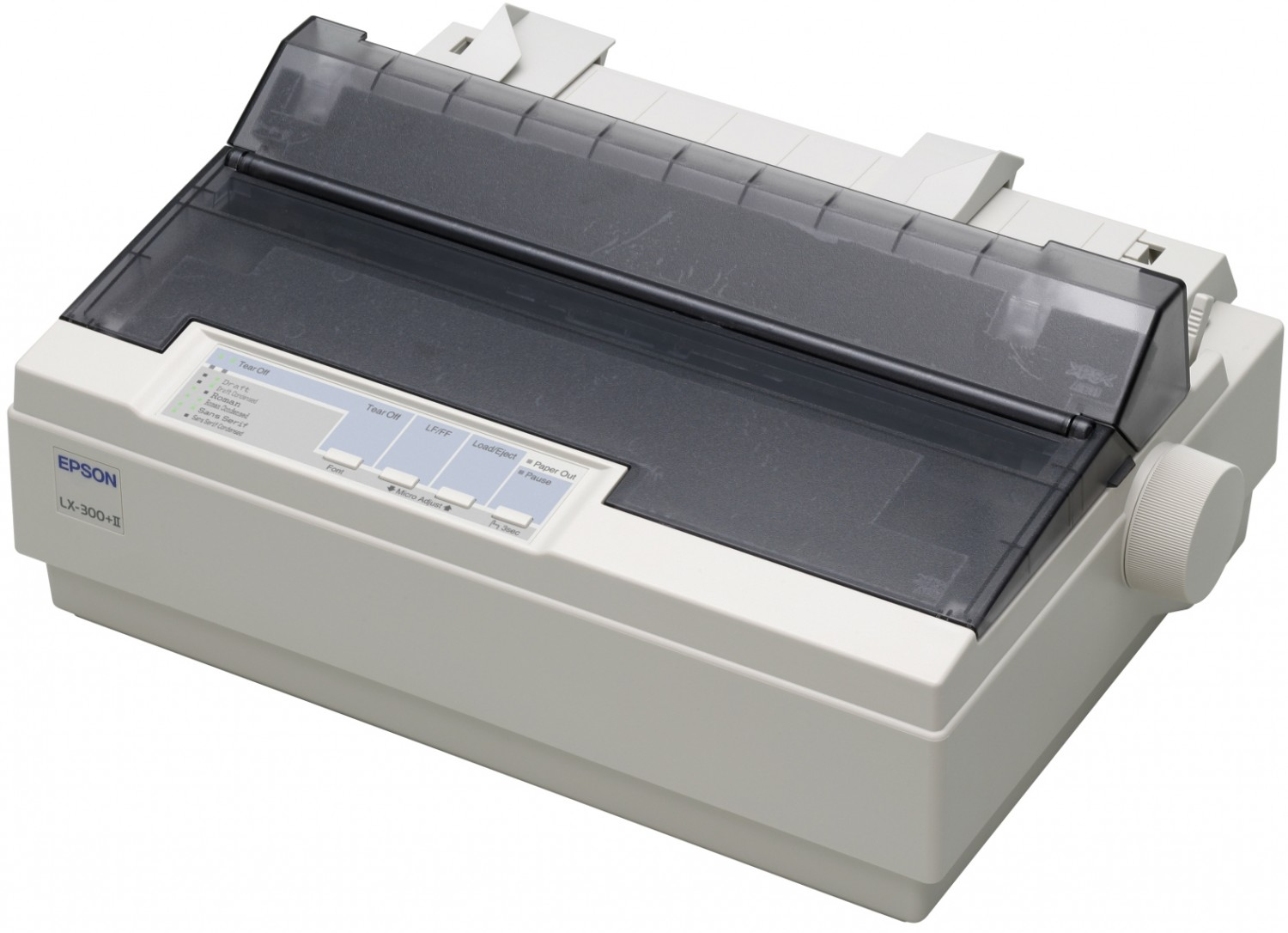 epson LX 300II driver for pc