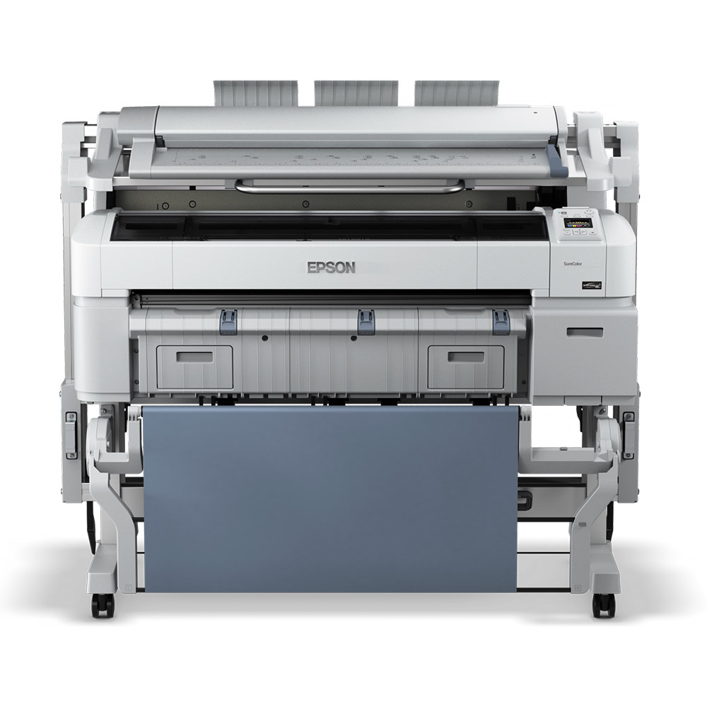 epson SURECOLOR SC‑T5200 MFP HDD driver colour printer download for window