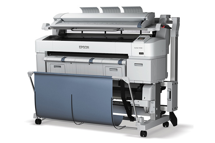 epson SureColor T5270D Dual Roll driver download for window