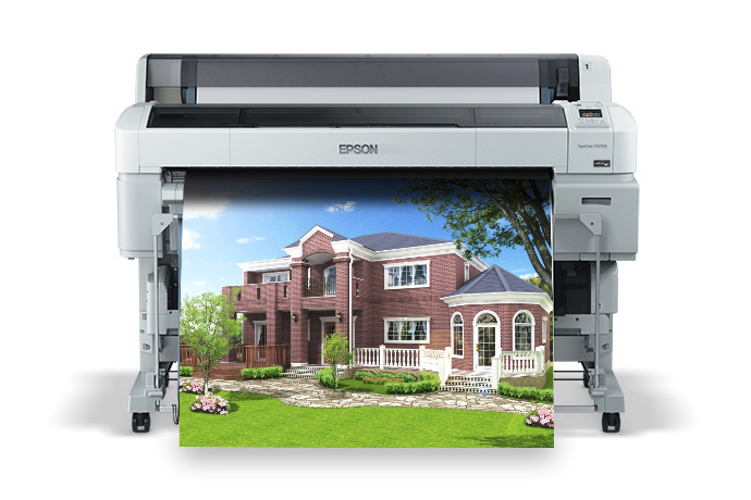 epson SureColor T7270D Dual Roll driver download for pc