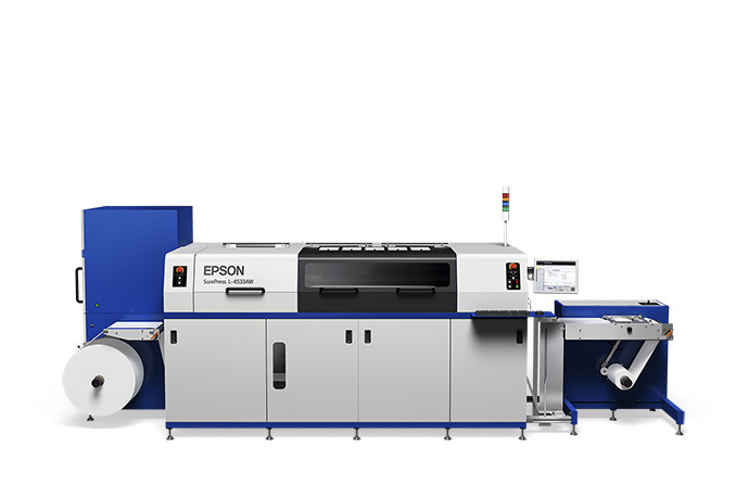 epson SurePress L 4533AW driver download for window