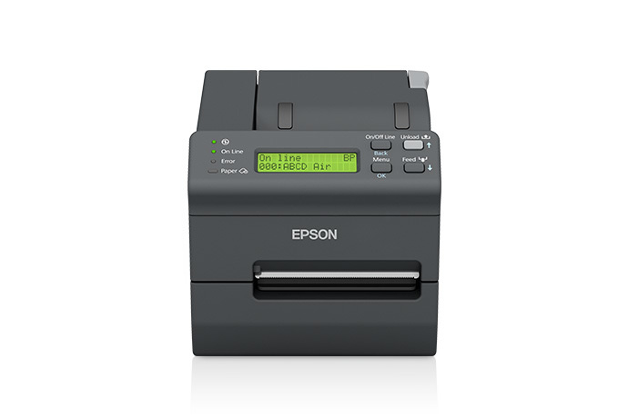epson TM L500A Label and Ticket driver download for window