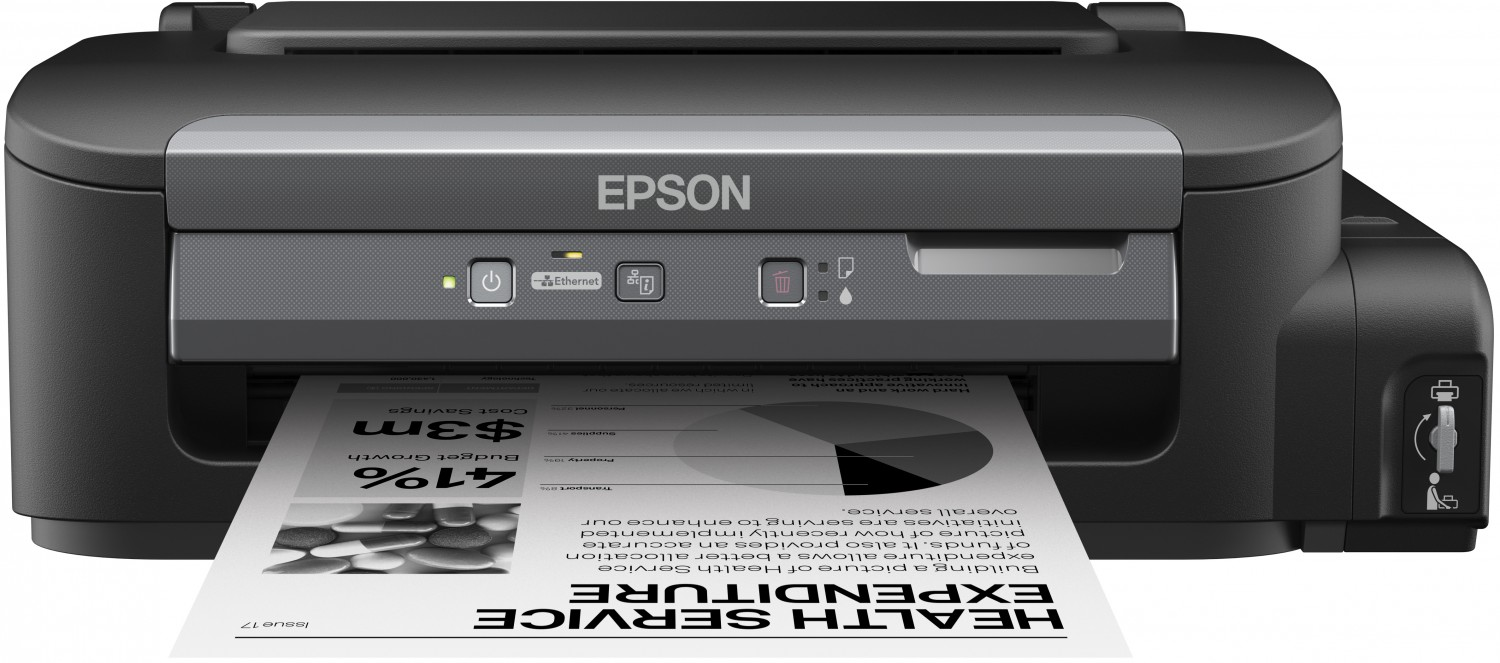 epson WORKFORCE M100 driver colour printer download for window