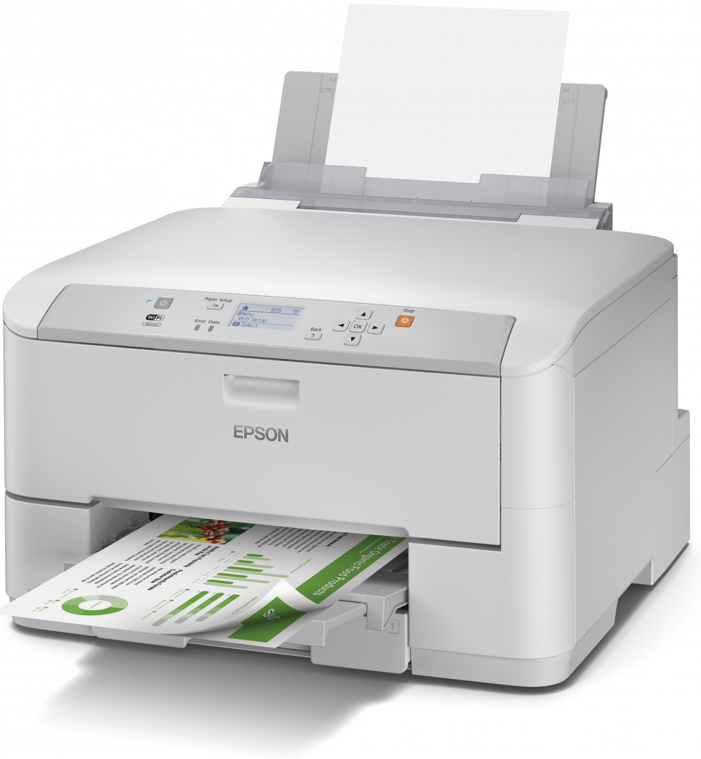 epson WORKFORCE PRO WF‑5190DW driver download for pc