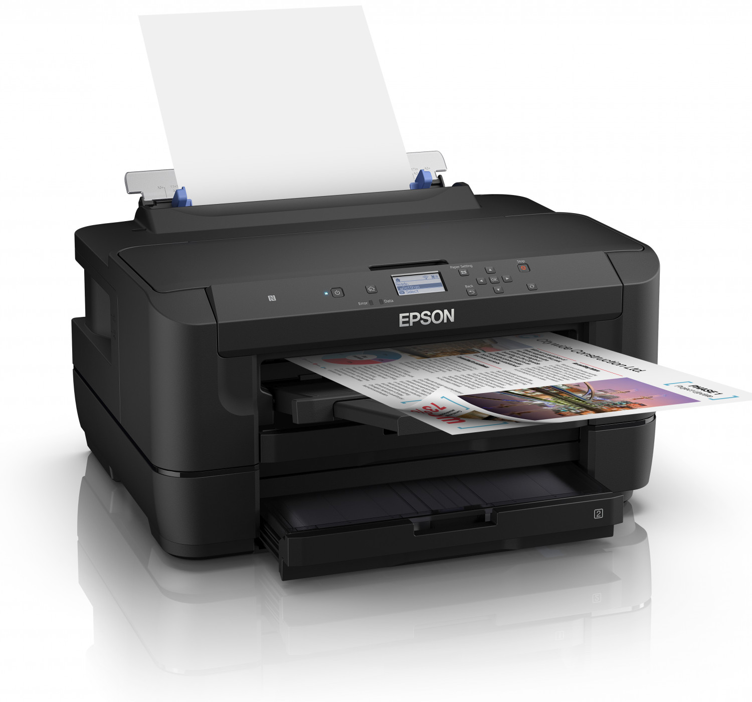 epson WORKFORCE WF 7210DTW driver colour printer download for window 1