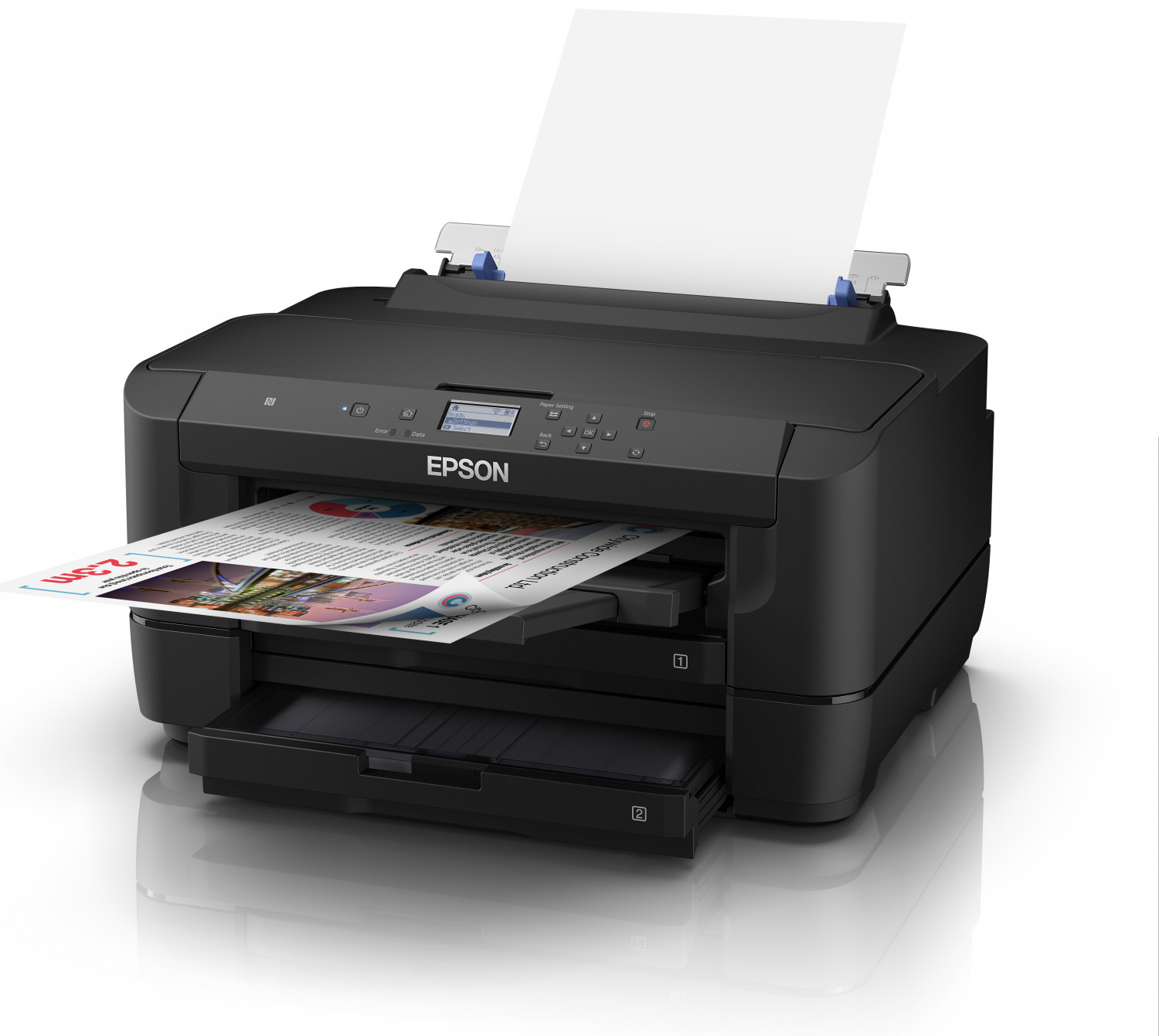 epson WORKFORCE WF 7210DTW universal driver for pc 1