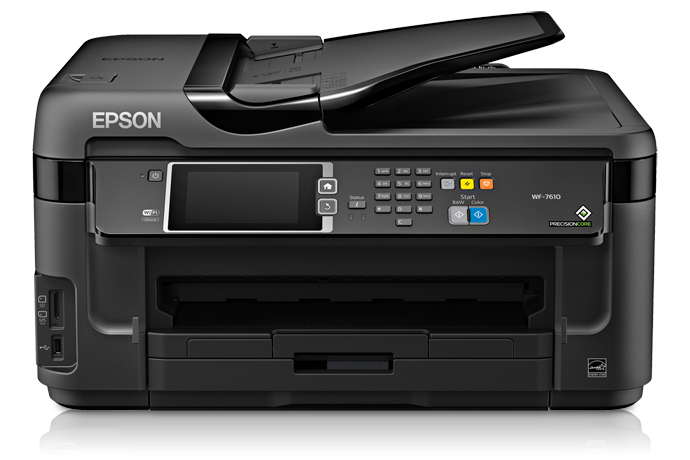 epson WorkForce WF 7610 driver download for pc