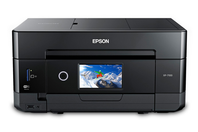 epson XP 7100 driver download for pc