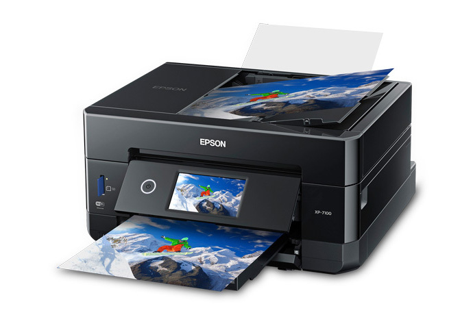 epson XP 7100 driver download for window
