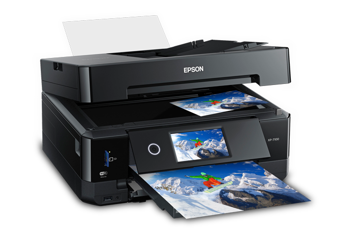 epson XP 7100 driver download for x64