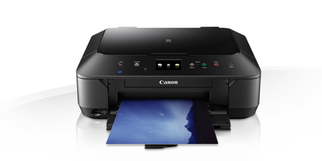 Canon PIXMA MG6640 driver download for linux