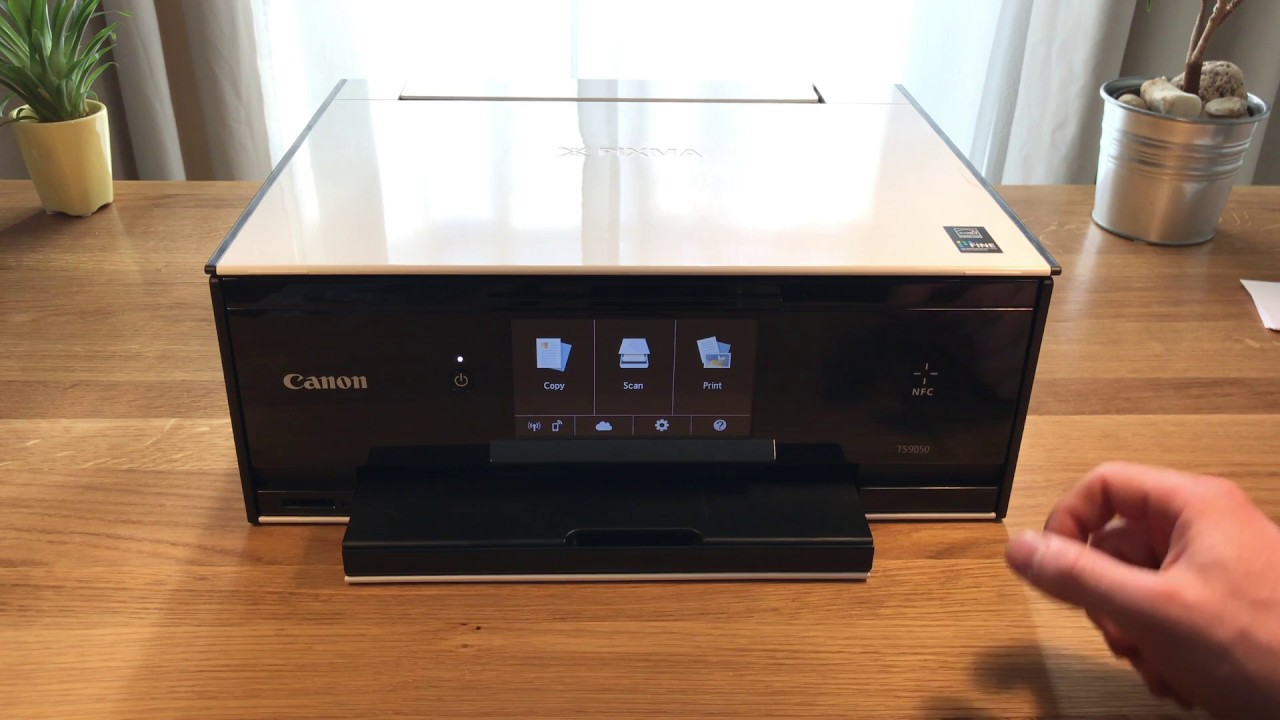 Canon PIXMA TS9050 driver download for linux
