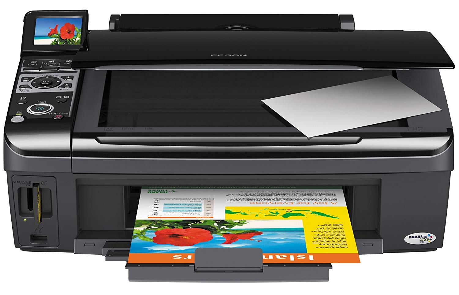 Epson SX400 printer drivers