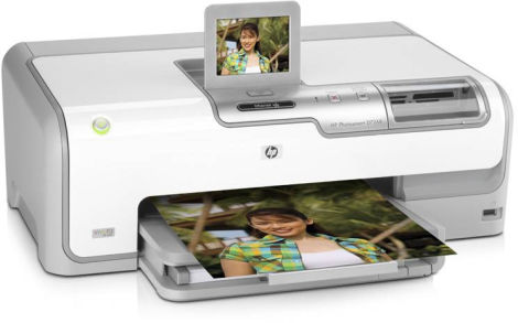 HP Photosmart D7155 Printer Driver