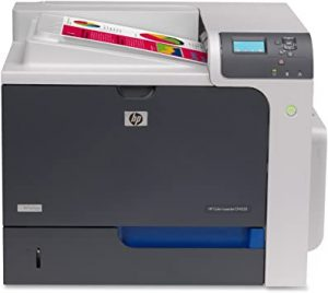 Color LaserJet Enterprise CP4525n Printer